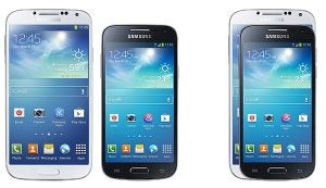 Samsung Galaxy S4 Mini and Galaxy S4