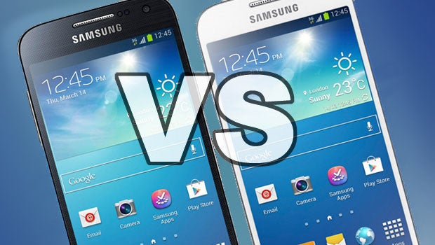 Samsung Galaxy S4 vs S4 Mini | Trusted Reviews