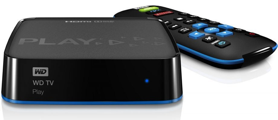 Western Digital WD TV Play Review   Trusted Reviews