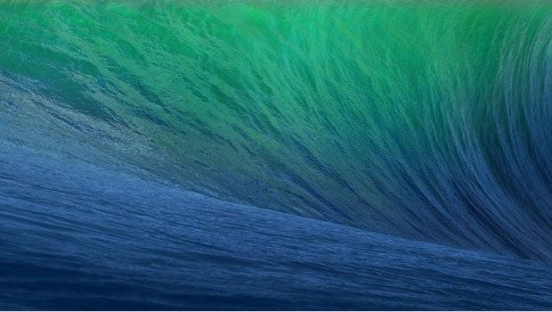 Apple OS X Mavericks Wallpaper
