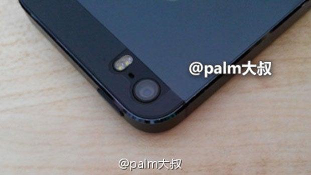 iPhone 5S leak