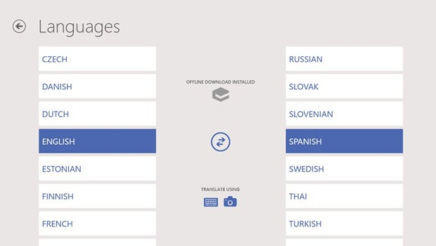 Bing Translator app now available for Windows 8 | Trusted Reviews