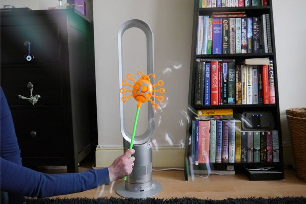 Dyson AM02 Mini Tower Fan Review | Trusted Reviews