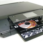 Epson Expression Photo XP-750 - DVD Print