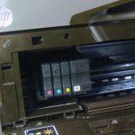 HP Officejet Pro 276dw - Cartridges