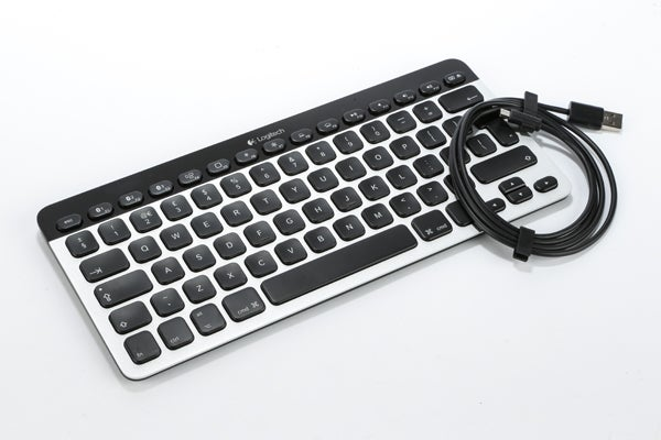 dcf6d14410b We Don't Like. Most of the Logitech K811 Bluetooth Easy Switch Keyboard's  ...