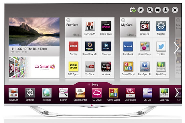 Lg Smart Tv Review Trusted Reviews