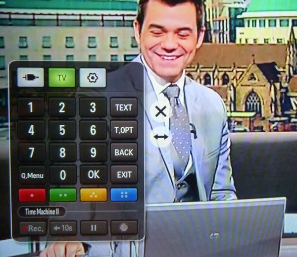 LG 2013 Smart TV system
