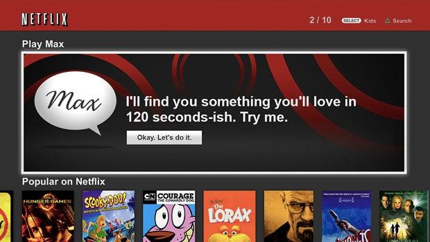 Netflix Max