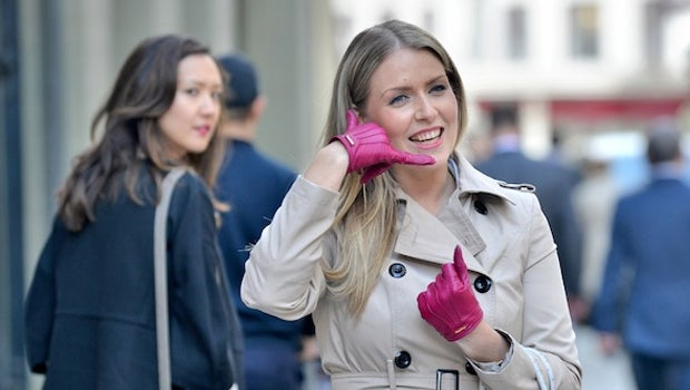 O2 Recycle and artist Sean Miles create glove phones