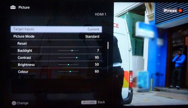 Sony Tv Game Mode