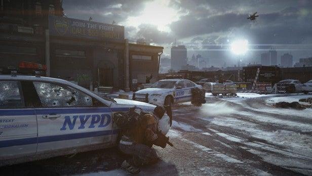 The Division screenshots 2