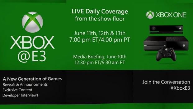Xbox One pre-E3 teaser trailer