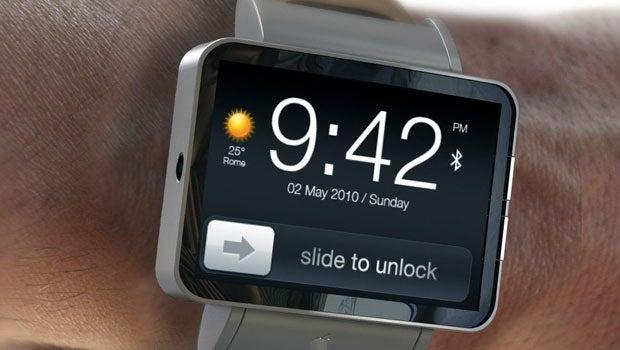 Apple iWatch concept by Brett Jordan