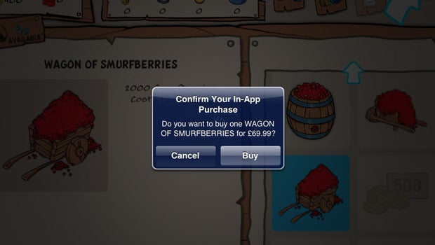 App Store in-app purchases