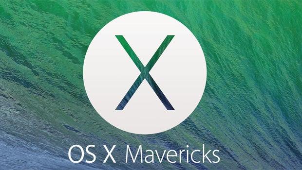 OS X Mavericks logo