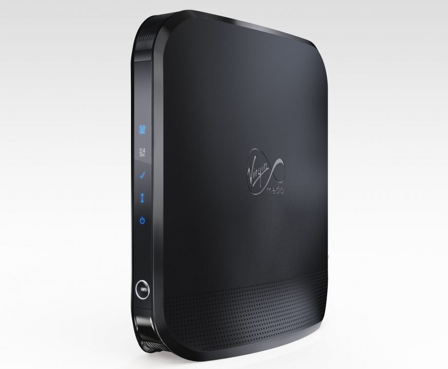 Virgin Media new Super Hub