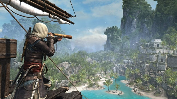 Assassin's Creed 4: Black Flag gameplay trailer released