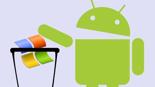 Android over Windows
