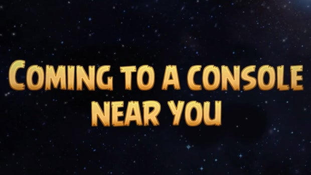 Angry Birds Star Wars coming to a console near you