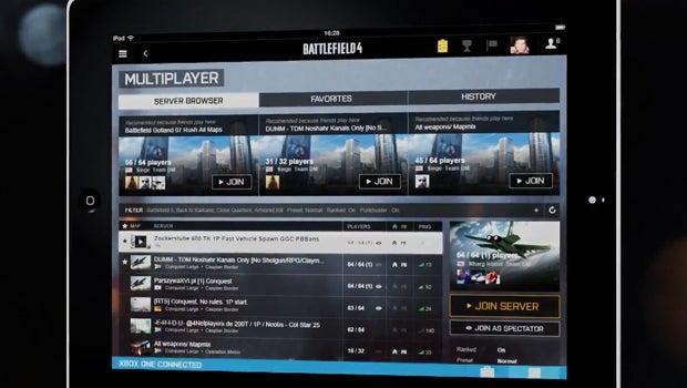 BF4 Battlelog