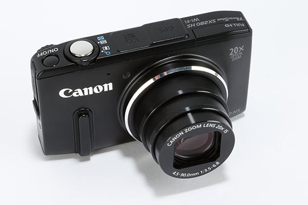 Canon PowerShot SX280HS 12