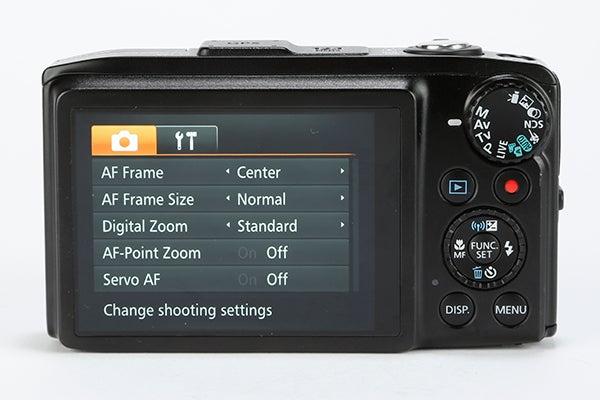 Canon PowerShot SX280HS 1