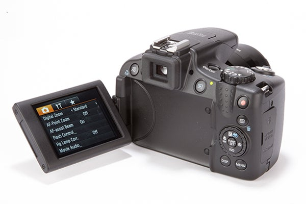 Canon Powershot Sx50 Hs Review Trusted Reviews