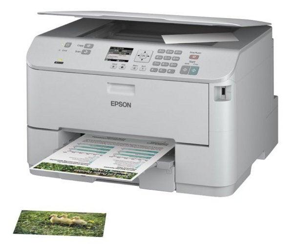Epson WorkForce Pro WP-4515DN - Printing