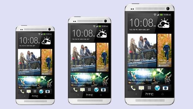 HTC One, Mini and Max