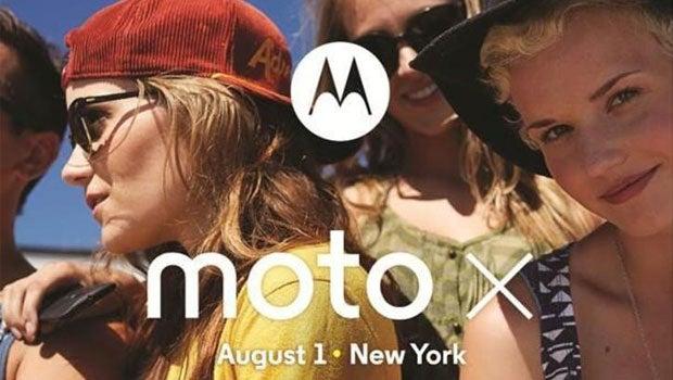 Motorola Moto X Invite