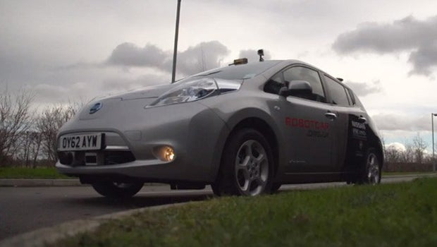 The Oxford RobotCar UK Project