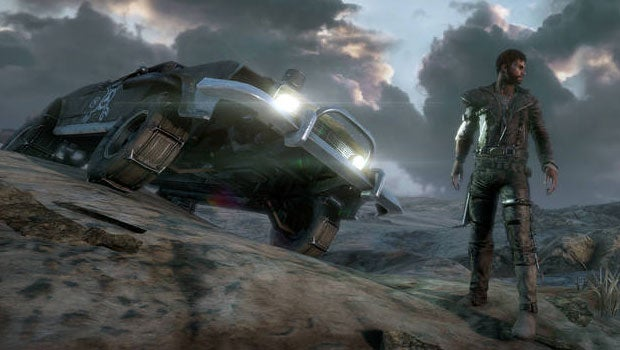 Mad Max for PS4