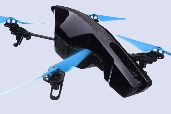 Tactical pilot gear. Com parrot ar. Drone 2. 0 power edition.