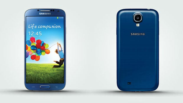Artic Blue Samsung Galaxy S4 launches as Phones 4u exclusive