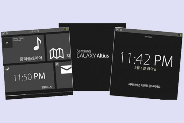Samsung smartwatch to fall under Samsung Gear branding?   Trusted Reviews
