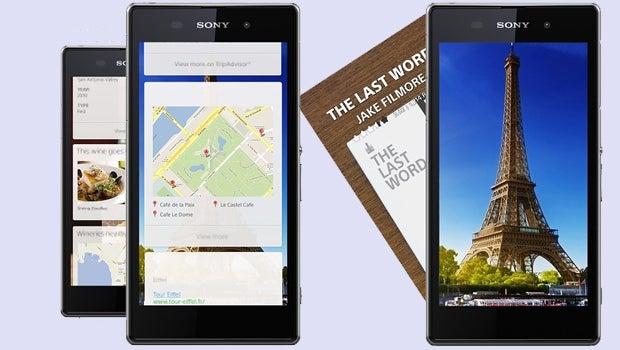 Sony Xperia i1 press shots leak