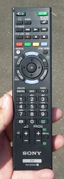 Sony 42W653A