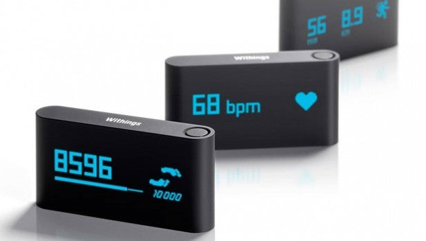 Withings Pulse press images 1