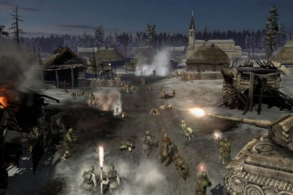 Company Of Heroes 2 Company Of Heroes 2 Verdict Review Trusted Reviews