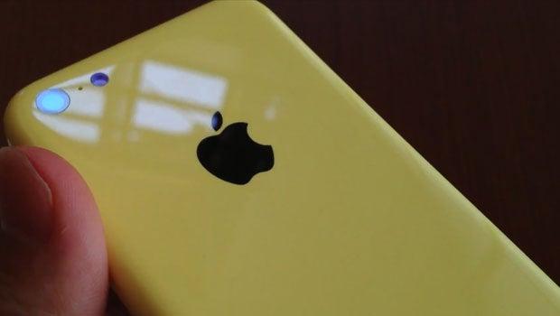 Apple iPhone 5C Leak