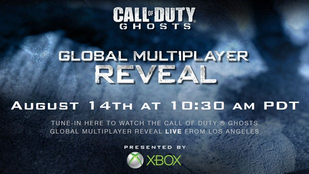 Call of Duty: Ghosts multiplayer reveal