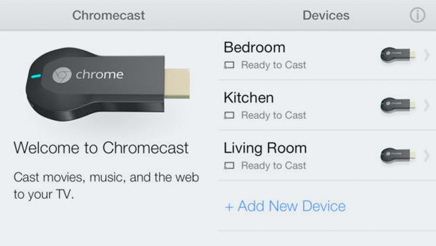 Google Chromecast becomes iOS-friendly with new App Store