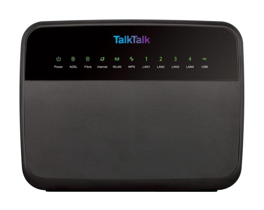 TalkTalk Plus Fibre router Review