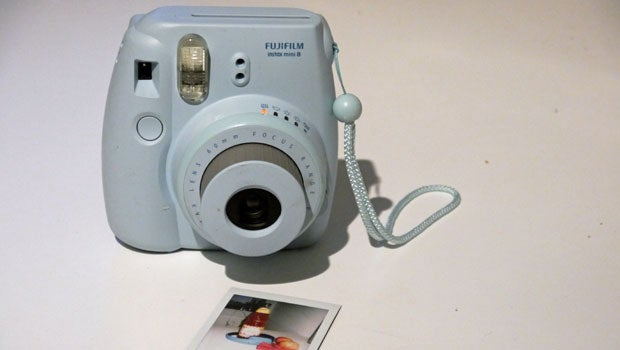 Fujifilm Instax mini 8 Review | Trusted Reviews