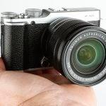 Fujifilm X-M1 9