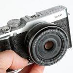 Fujifilm X-M1 10