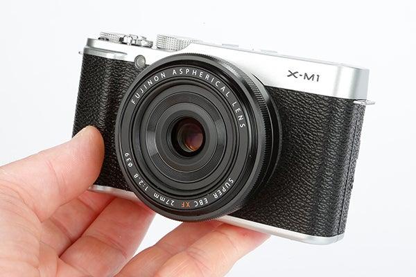 Fujifilm X-M1 11