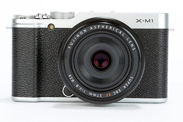 Fujifilm X-M1 7