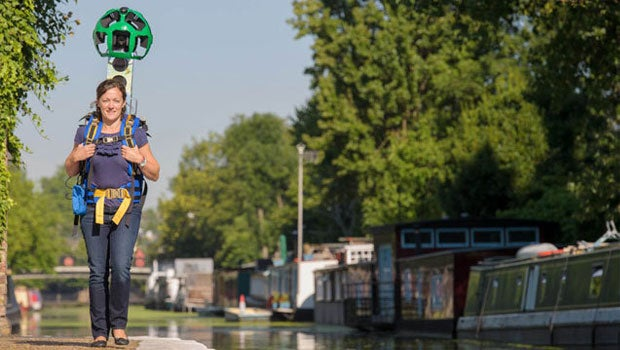 Google Street View To Add Uk Rival And Canal Network